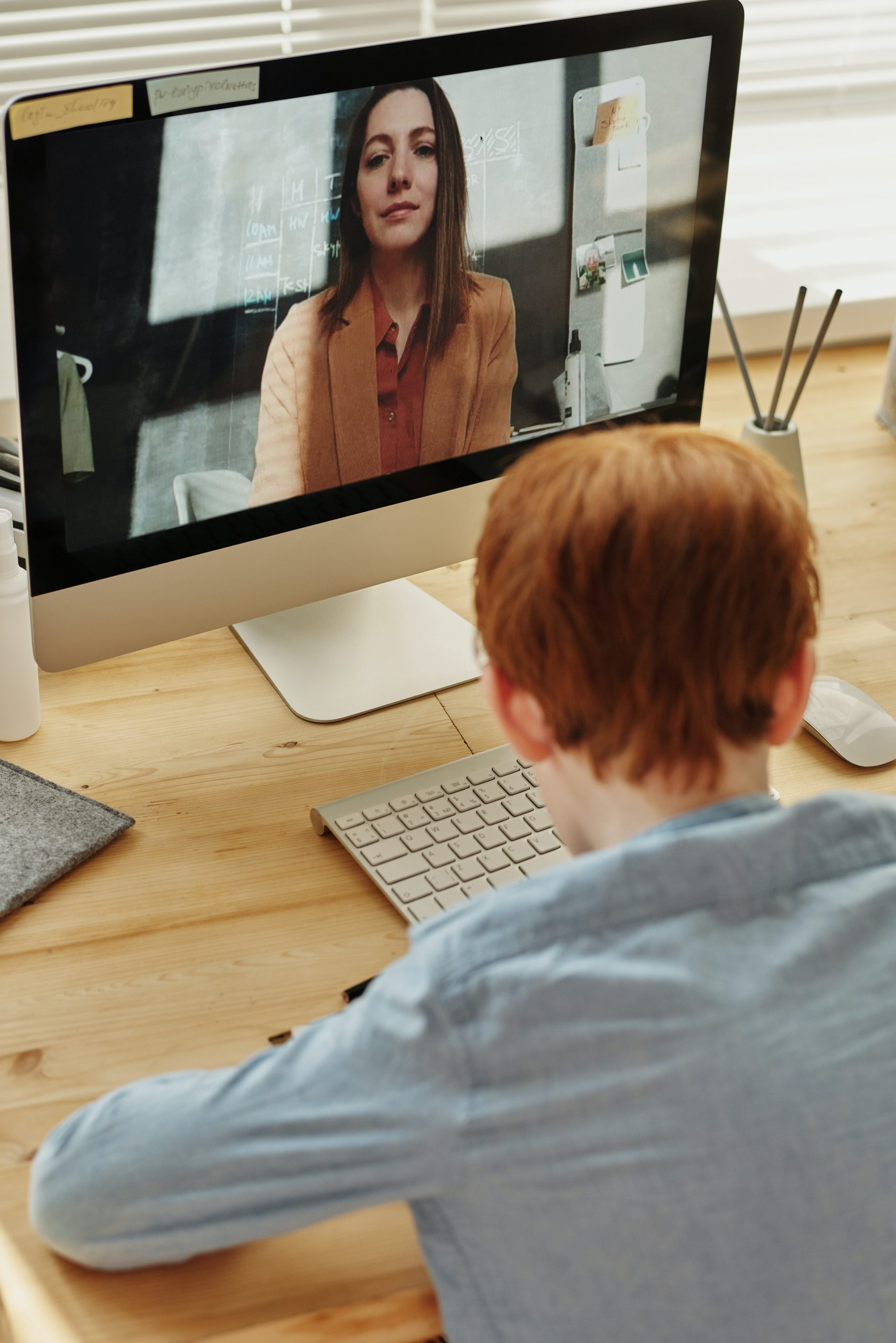 July 2020 Distance Learning