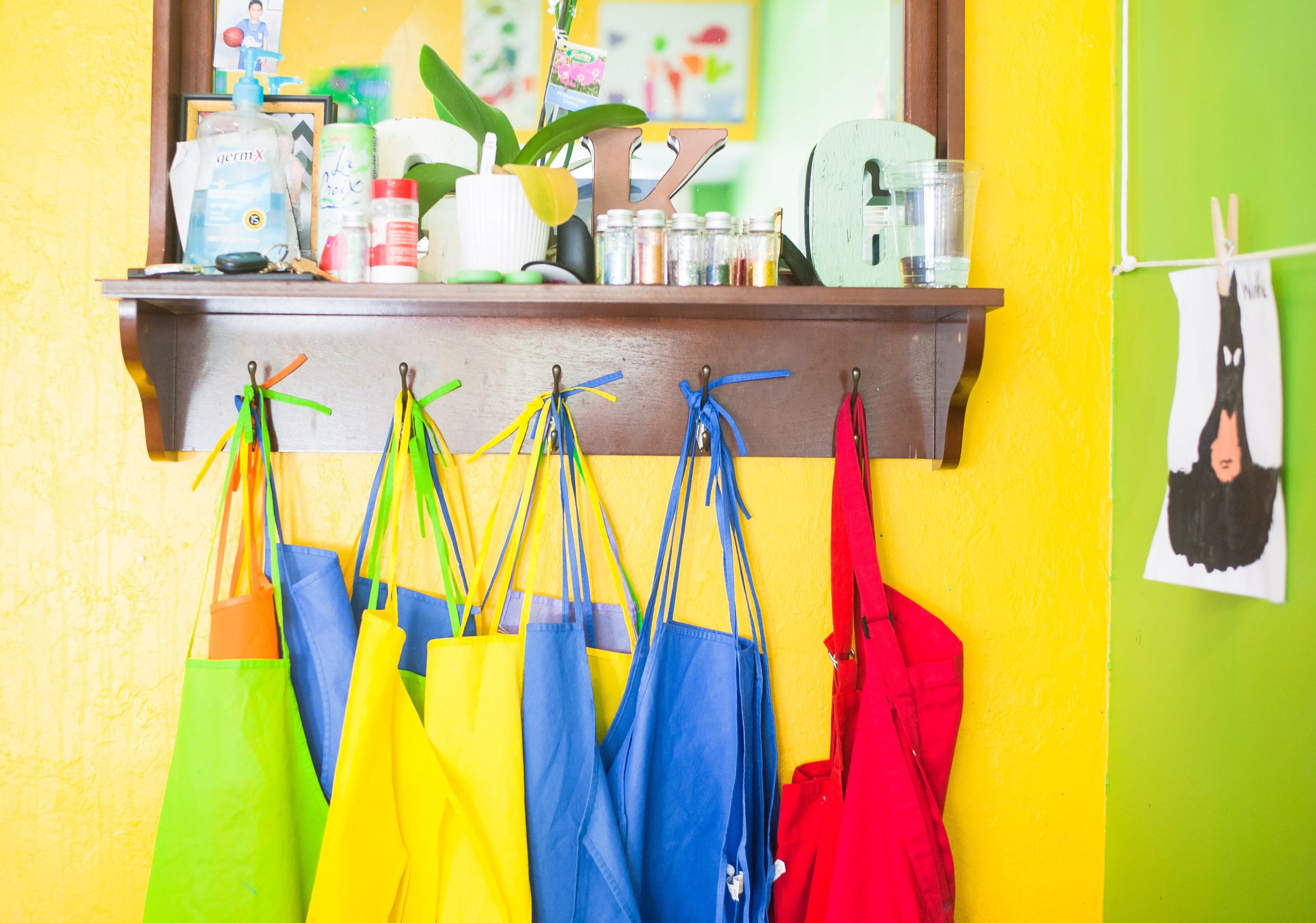 Classroom Colors – Making The Visual Conducive To Learning